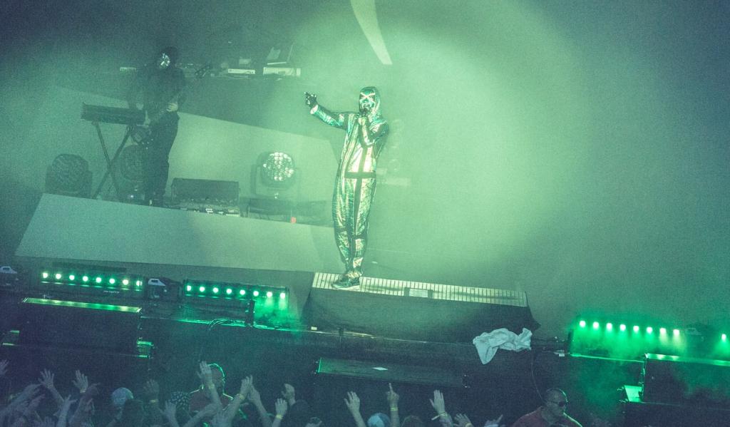 Marsi live - Hip Hop Open 2015