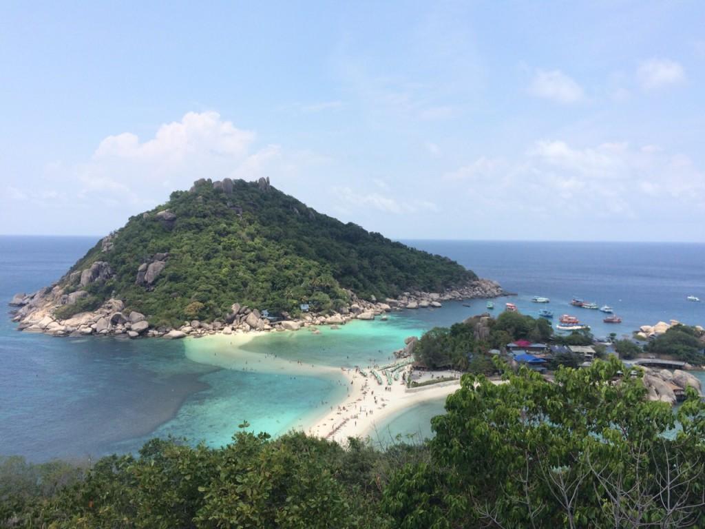 Koh Nang Yuan View