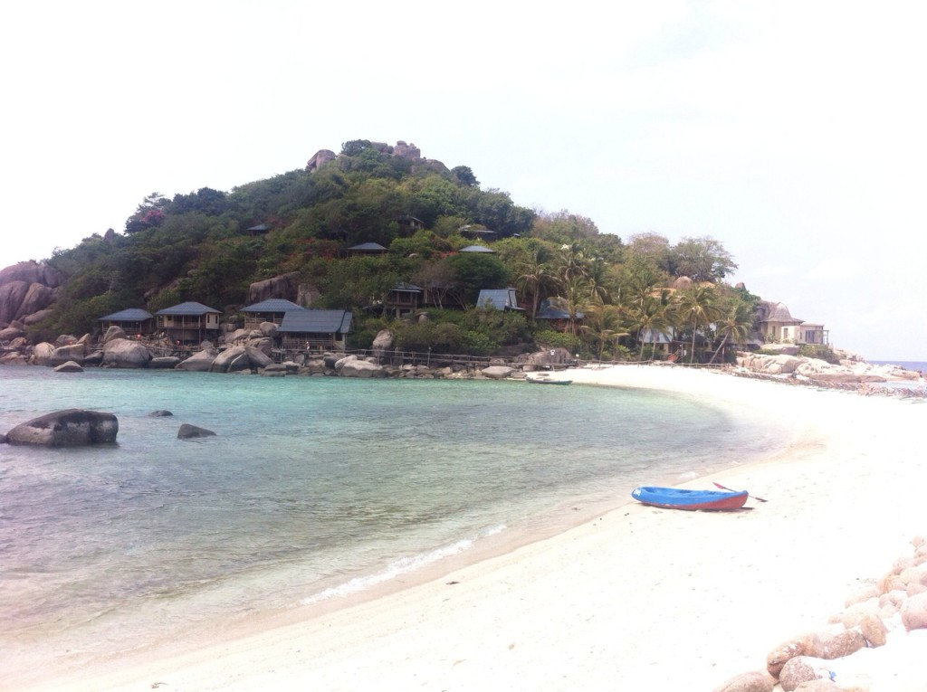 Koh Nang Yuan Sea