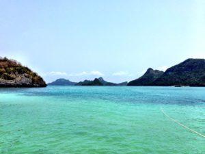 Sea Angthong National Marine Park